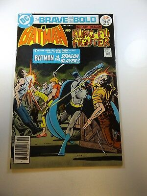 Brave and the Bold #132 FN condition Huge auction going on now!