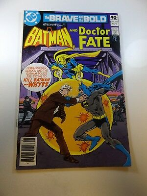 Brave and the Bold #156 VG condition Huge auction going on now!