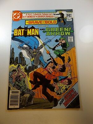 Brave and the Bold #168 FN+ condition Huge auction going on now!