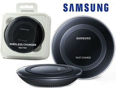 OEM Fast Charge Wireless Charging Pad for Samsung Galaxy S8 S8 PLUS Note 8+Cable