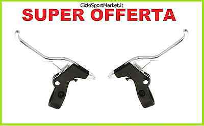 Couple Levers brake brakes bike City / MTB - Ideal for every tipo bicycle