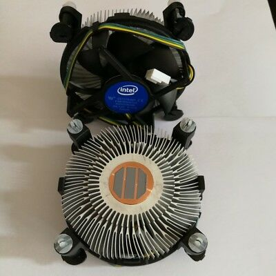 INTEL Copper Core i3 i5 CPU Heatsink Fan E97379-003 Cooler LGA 1155 1156