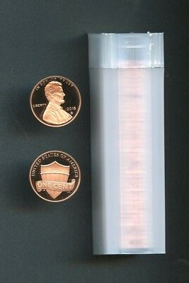 2018 S Lincoln Penny Proof Roll (50pcs)