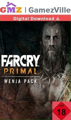FAR CRY 5 DLC : Digital Deluxe Pack + Doomsday Prepper Pack (2 Codes