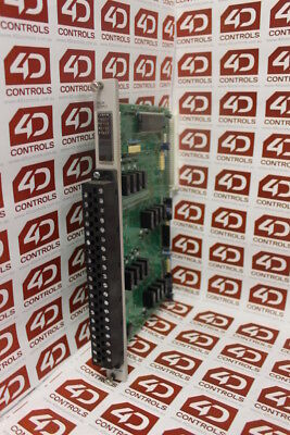 Siemens 505-4916A Relay Output Module - Used
