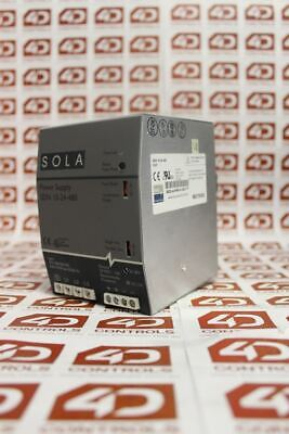 Sola SDN 10-24-480 Power Supply - Used