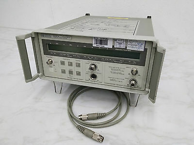 Frequenzzähler, Counter / Power Meter, Hewlett Packard 5347A, 10 Hz-20 GHz