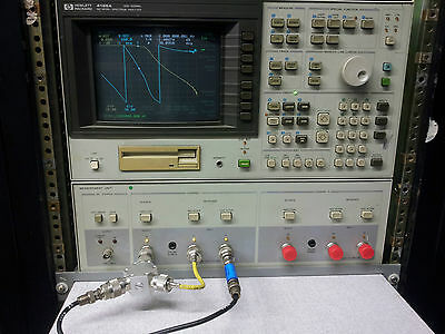 Spectrum, Network Analyzer, Hewlett Packard HP 4195A