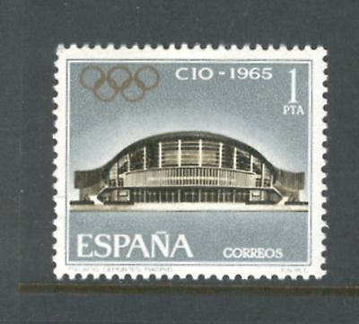 Spain  1965  International Olympic Committee, MH.