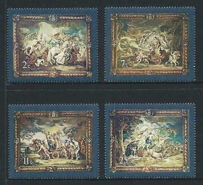 1979 MALTA Tapestry Set MNH (Scott 530-533)