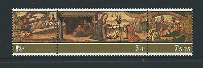 1975 MALTA Semi Postals - Christmas Set MNH (Scott B22a)