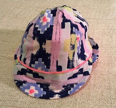 New !! With Tags Bonds Baby Girls Sun Hat Size / One Size