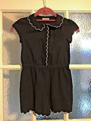 Girls (Next) Gorgeous Navy Blue Summer Shorts Playsuit. Age 5 Years.