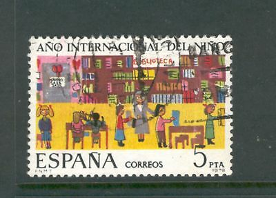 Spain  1979  Year of the Child, used.
