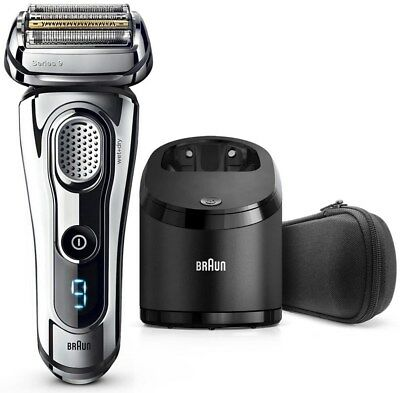 Braun Series 9 9295cc Wet/Dry chrom