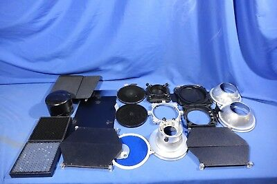 LOT of Assorted Camera Lighting Accessories #L4254BP AS-IS