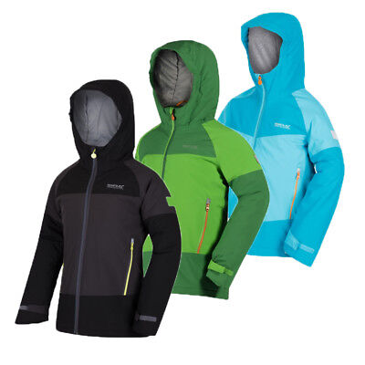 Regatta Aptitude II Kids Waterproof Breathable Isotex 15000 Jacket