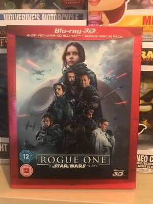 star wars rogue one blu ray 3d