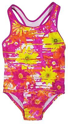 Speedo Girls Racerback One Piece Swimsuit - Various Sizes                  AB-20