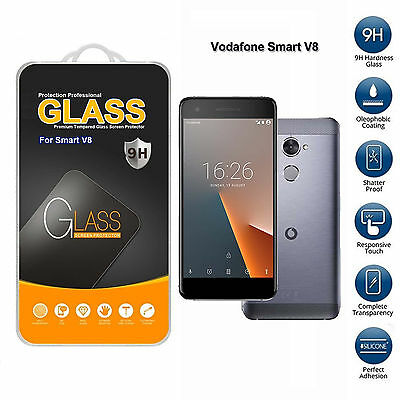 For Vodafone Smart V8 Tempered Glass Mobile Phone Screen Protector