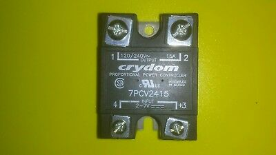 Crydom 7pcv2415 Proportional Control Solid State Relay