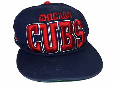 81d33dd880c NEW ERA 9FIFTY Blue Chicago Cubs Snapback Hat