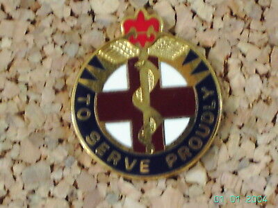 US ARMY CREST DUI   176th MEDICAL GROUP
