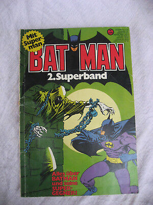 BATMANN 2. Superband ( 1975 )