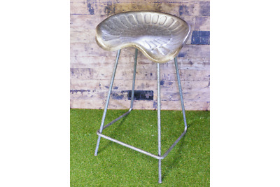 Retro Industrial Stool Seat Tractor Machine Modern Breakfast bar Chair