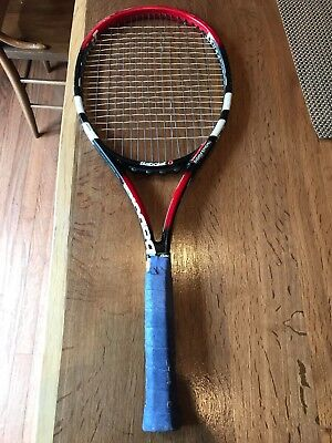 Pro Stock Tennis Racquet- Babolat Pure Control used by Brian Baker