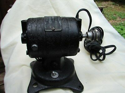 Antique Foredom Watch Makers Lathe Motor
