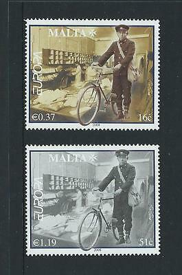 2008 MALTA Europa Set MNH (Scott 1338-1339)