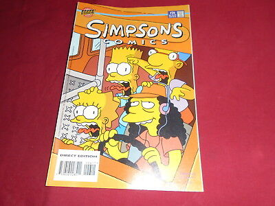 THE SIMPSONS COMICS #26  Bongo Comics US Original Edition 1996 VF/NM