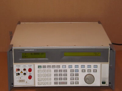 Fluke 5500A Multi-Function Multi-Product Calibrator - Tested, Great Condition
