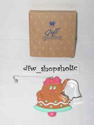 Avon COOKIE CUTTER CUTIES Ornament LOT Bell CHRISTMAS Gift Collection NIB NEW