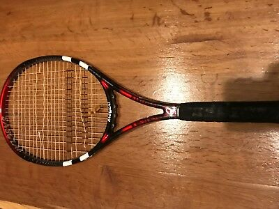 Pro Stock Tennis Racquet- Babolat Pure Control Team used by Brian Baker