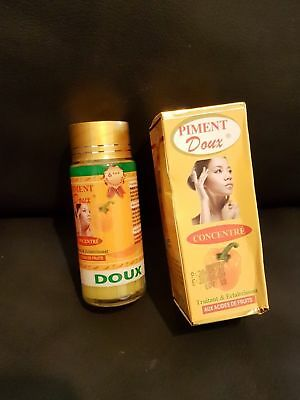 3X  Original Piment Doux  Serum - 60Ml  With Fruit Acids