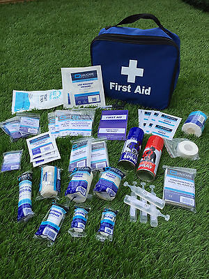 TOUCHLINE Sports Team  PHYSIO FIRST AID KIT Football Rugby Hockey  Medic Run On