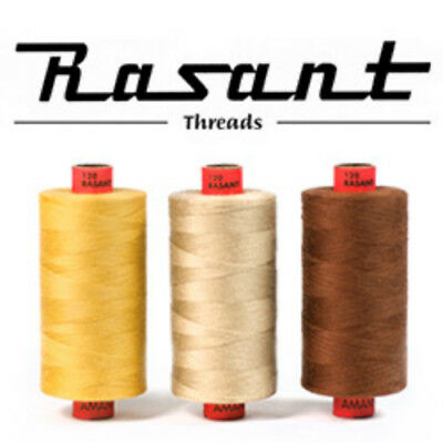 Rasant Thread 1000m renowned polycore quilting thread