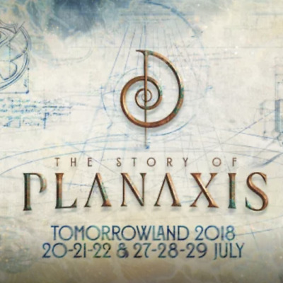 4x Tomorrowland-Tickets 2018 - Magnificent Greens (Dreamville) - Weekend 2