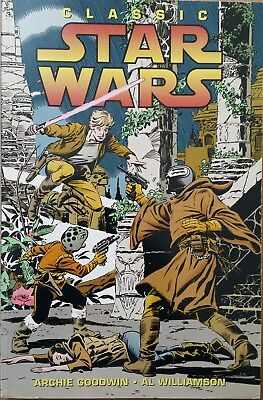 Classic Star Wars In Deadly Pursuit Dark Horse Graphic Novel 1996