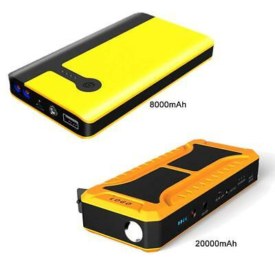 Heavy Duty 50800mAh 12V Power Bank Car Jump Starter Portable Emergency Charge DN