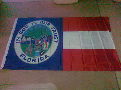 Florida state flag/1861, Civil War, Sezession, Südstaaten