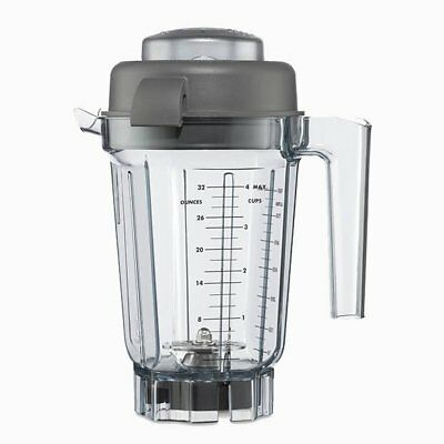 Vitamix Commercial 32oz Tritan Aerating Blender Jar for The Quiet One, Blending