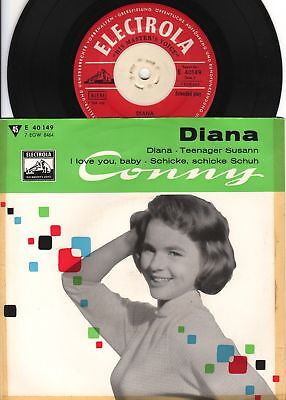 "7"" Conny ""Diana Ep"""