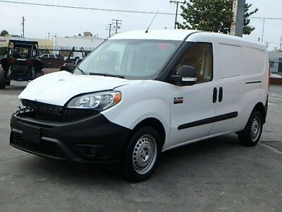2016 Dodge Ram Van Tradesman 2016 Dodge ProMaster City Cargo Van! Salvage Repairable! Great Work Van! MustSee
