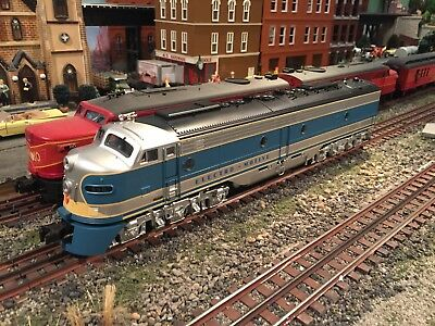Mth Premier Electromotive E-8 A Non Powered From 20-2206-1 Set