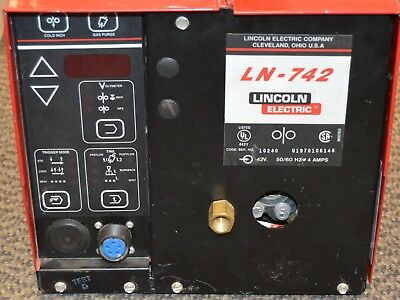 Lincoln Electric LN-742 Wire Feeder
