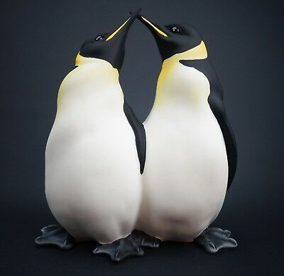 GIUSEPPE ARMANI PENGUIN COUPLE Made in Italy 2162S Excellent Condition!
