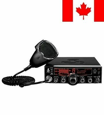 Cobra 29 LX 40-Channel CB Radio with Instant Access 10 NOAA Weather Stations ...